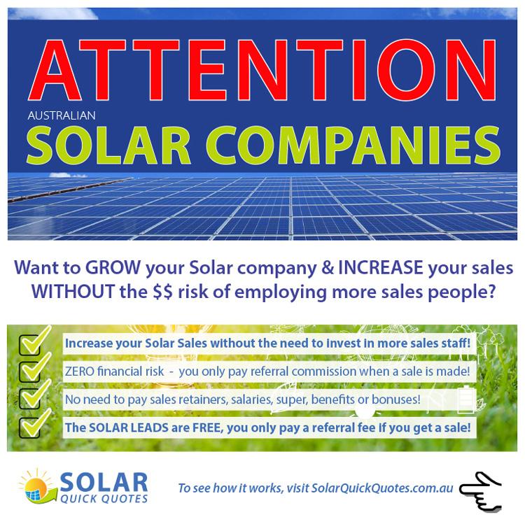 Free Solar Leads